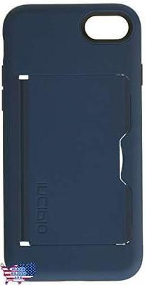 Incipio Wallet Case for iPhone 8 & iPhone 7 - Navy, New, Fre