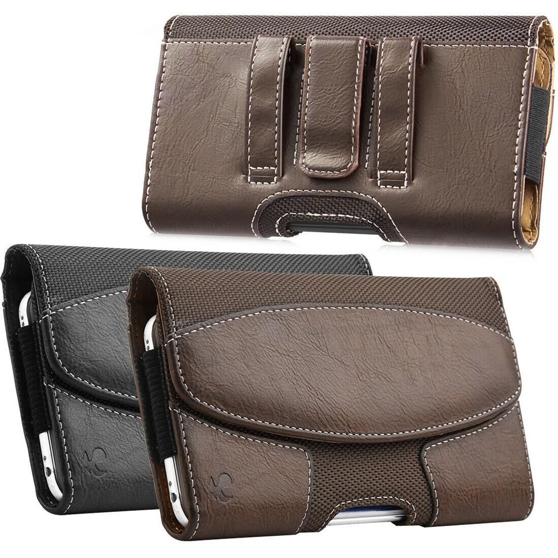 wallet horizontal heavy duty cell phone pouch