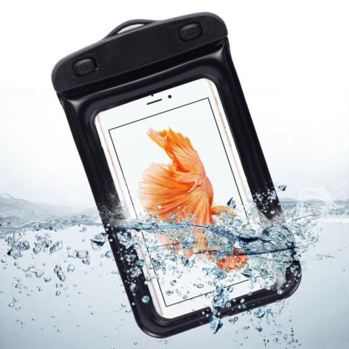 SumacLife Waterproof Phone Case Pouch Bag for iPhone X / 8 P
