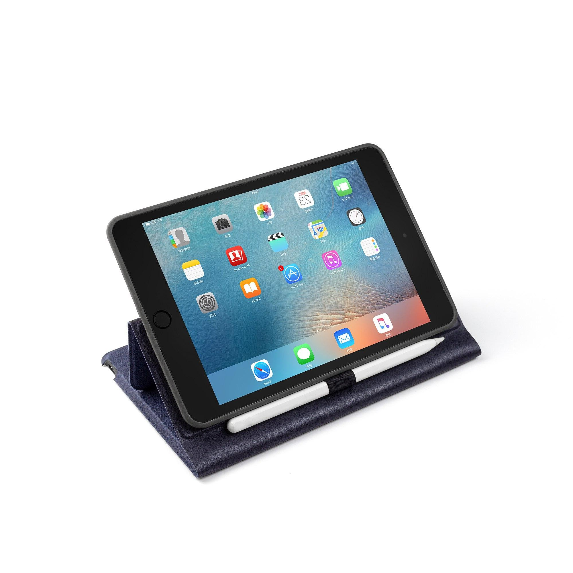 Wireless Bluetooth <font><b>Keyboard</b></font> <font><b>Case</b></font> for iPad 4 5 Backlight Holder
