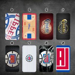 LA Clippers Los Angeles iphone 7 wallet case 6 6+ 5 5c 7plus