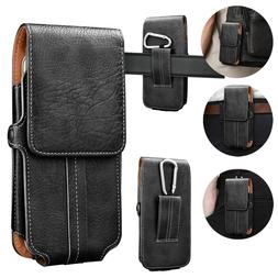 Leather Holster Case For Samsung Galaxy S7 /S7 Edge Carrying
