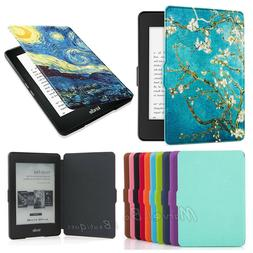 Leather Kindle Touch Case Cover for Amazon Kindle Paperwhite