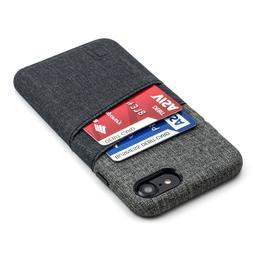 Dockem Luxe Wallet Case for iPhone 8 and 7 - Slim Synthetic