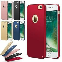 Luxury Matte Ultra-Thin Back Case Cover for Apple iPhone X 8