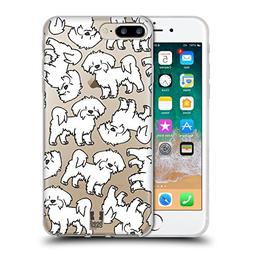 Head Case Designs Maltese Dog Breed Patterns 4 Soft Gel Case