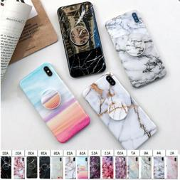 Marble Phone Back Case Cover For iPhone XS Max XR 8 7 6s Plu