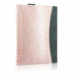 Microsoft Surface Pro 7/Pro 6 Case PU Leather Cover Pen Hold