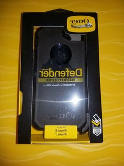 New OtterBox Defender Series Case for iPhone 8 iPhone 7 - Bl
