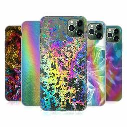 HEAD CASE DESIGNS OIL SLICK PRINTS SOFT GEL CASE FOR APPLE i