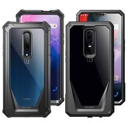 OnePlus 6 / OnePlus 7 Pro Case Rugged Clear Case,Poetic®