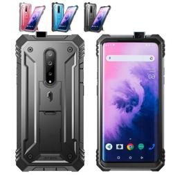 OnePlus 7 Pro / 1+7 Case Poetic Shockproof Cover with Screen