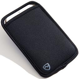 SYB Phone Pouch, Neoprene Cell Phone EMF Protection Holster
