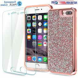 Pink Glitter Bling Luxury Slim Fit Soft TPU Protective Case