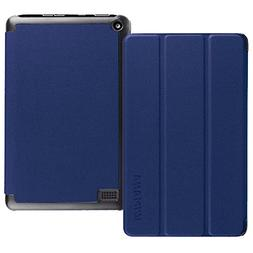 Wimaha PU Leather Cover Case for All-New Fire 7 Tablet 7 inc