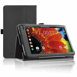 "RCA 7"" Voyager Android Tablet Case-Folio Premium PU Leather"