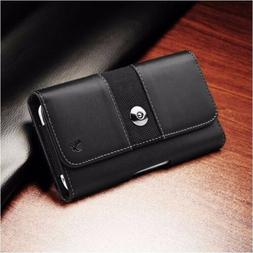 Rugged Horizontal Mobile Cell Phone Pouch Case Holder Holste