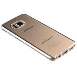 Samsung Galaxy S7 Edge G935 Silicone Case - TPU Semi Clear W