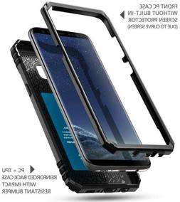 """For Samsung Galaxy S8 Plus / S8 / S7 Case Poetic """"Shockproof"""