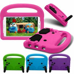"For Samsung Galaxy Tab A 3 4 E Lite 7"" Tablet Kids Shockproo"