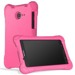 MoKo Samsung Galaxy Tab A 7.0 Case - Kids Friendly Ultra Lig