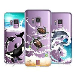 HEAD CASE DESIGNS SEA ANIMALS HARD BACK CASE FOR SAMSUNG PHO