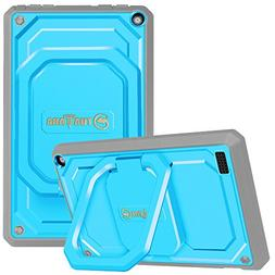 Fintie Shockproof Case for All-New Amazon Fire 7  -   Multi-