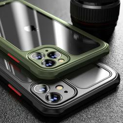 Shockproof Case for iPhone 12 11 Pro Max XR X XS 7 8 PLUS SE