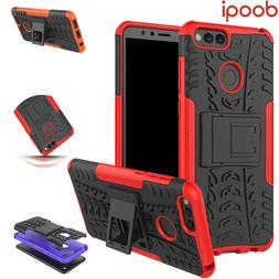Shockproof Case Hard Protective Kickstand Phone For Huawei H