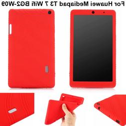 Silicon Cover For Huawei Mediapad T3 <font><b>7</b></font> W