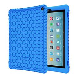 Fintie Silicone Case for All-New Amazon Fire HD 10 Tablet  -