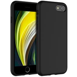 """JETech Silicone Case for iPhone SE 2020 /8 /7 4.7"""" Cover wit"""