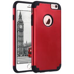 Case for iPhone 6 Plus/6S 7 Plus Hybrid Dual Layer Shockproo