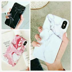 Slim Fit Marble Case TPU Protective Covers For iPhone 11 Pro