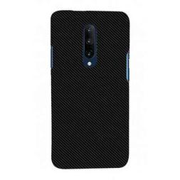 AMZER Slim Snap on Hard Case for Oneplus 7 Pro - Carbon Blac