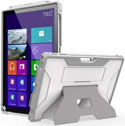 MoKo for Microsoft Surface Pro 7/6/4/5 Smart Leather Case Ma