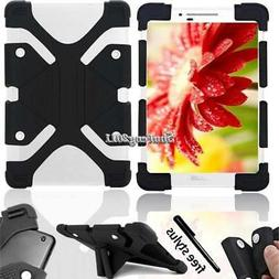 "Soft Silicone Shockproof Stand Cover Case For 7"" 8"" ASUS Fon"