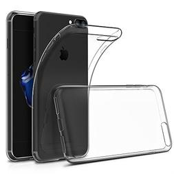 Simpeak Soft TPU Transparent Protector Clear Case for iPhone