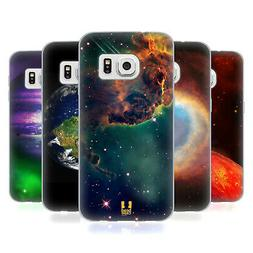 HEAD CASE DESIGNS SPACE WONDERS SET1 SOFT GEL CASE FOR SAMSU