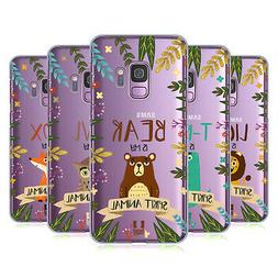 HEAD CASE DESIGNS SPIRIT ANIMAL ILLUSTRATIONS BACK CASE FOR
