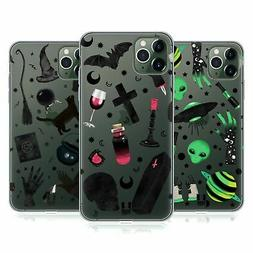 HEAD CASE DESIGNS SPOOKY NIGHT SOFT GEL CASE FOR APPLE iPHON