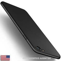 Super Slim Frosted Hard Cover Skin Shell -Black- World's Thi