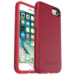 OtterBox SYMMETRY SERIES Case for iPhone 7   - ROSSO CORSA