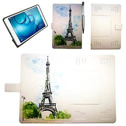 Tablet Cover Case for Samsung Sm-T237p Galaxy Tab4 7.0 Case