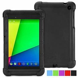 Poetic Turtle Skin Protective Silicone Black Case for Google