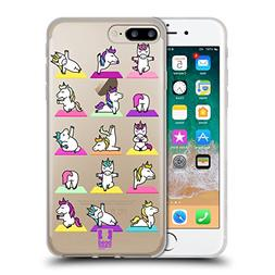 Head Case Designs Unicorn Yoga Animals 2 Soft Gel Case for i