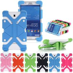 "Universal Kids Safe Shockproof Silicone Case Cover For 7"" 7."