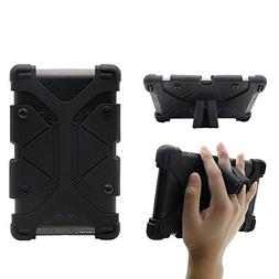 CHINFAI Universal 7 inch Tablet Case Shockproof Silicone Sta