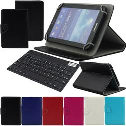 "US For Huawei Mediapad 7 7"" Inch Tablet 7"" Folio Leather Sta"