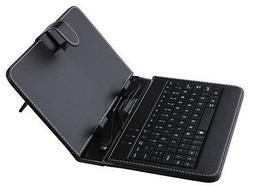 "USB Keyboard Case Cover for 7 8 10"" Dragon Touch Notepad K10"